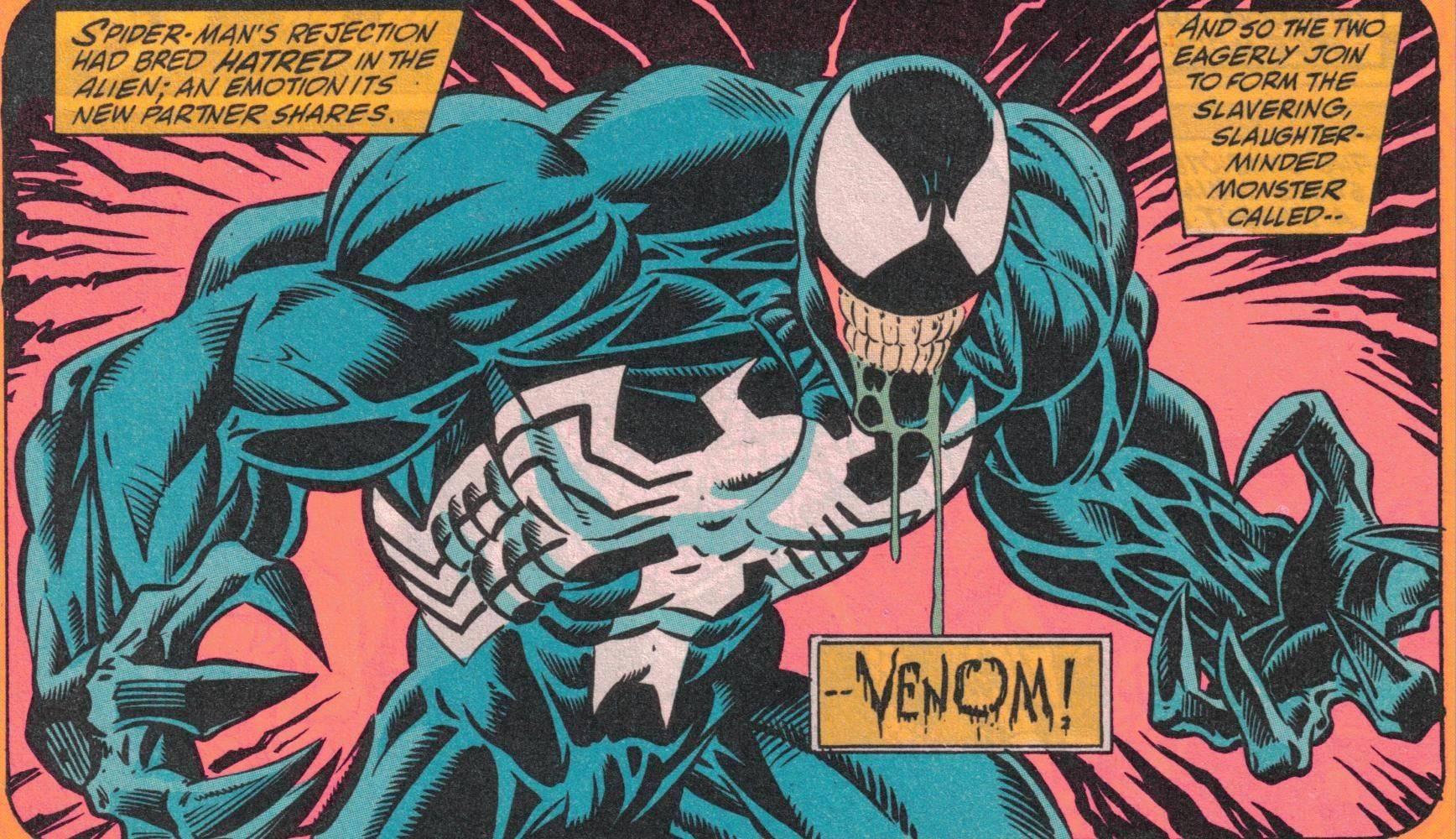 Venom - Stone Forest