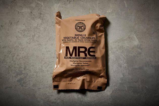 Удалить элемент: From MRE to Michelin From MRE to Michelin - Stone Forest