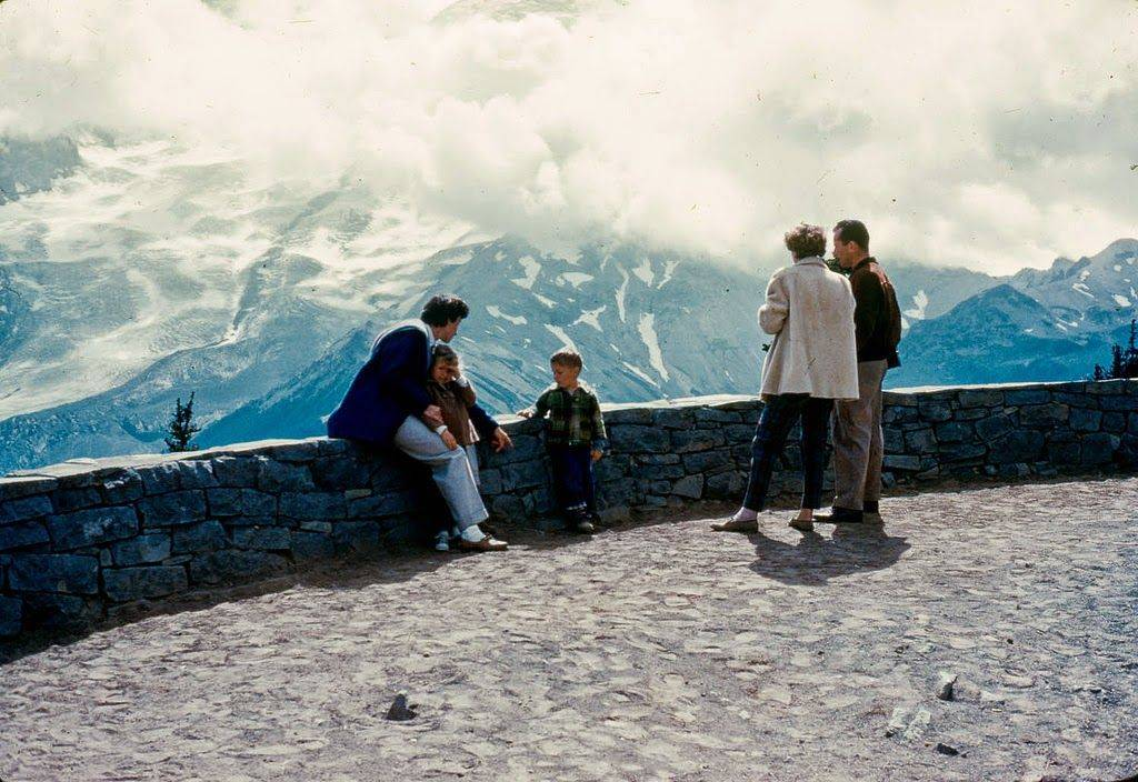 Фотографии США и Канады 50-60-х - Stone Forest