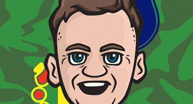 Уэйн Шрек Руни в Манчестер Юнайтед и Эвертоне - Stone Forest