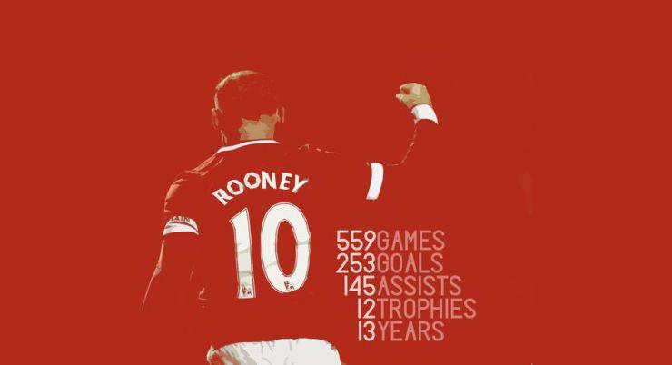 Уэйн Руни в Манчестер Юнайтед - Stone Forest