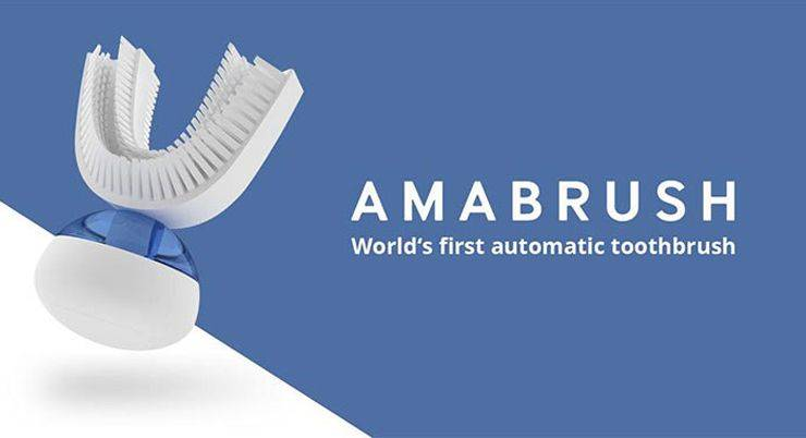 Зубная щетка Амабраш - Stone Forest