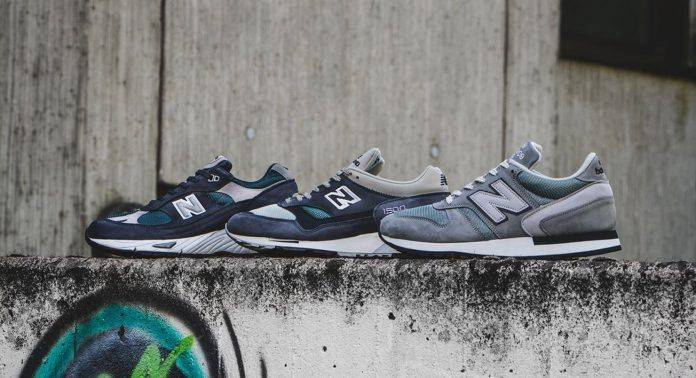 New Balance Flimby 35th Anniversary Pack - Stone Forest