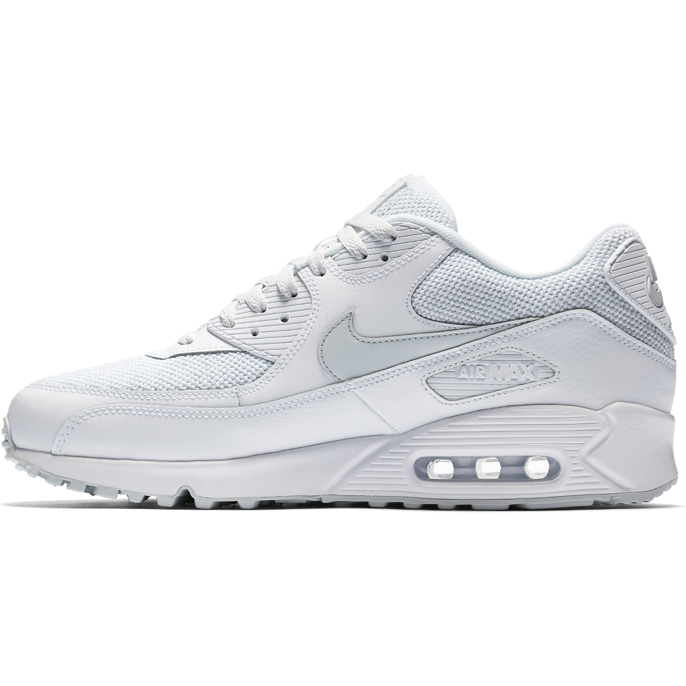 Nike Sportswear Air Max 90 White Pack - Stone Forest