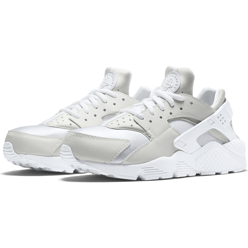Nike Sportswear Air Huarache White Pack - Stone Forest