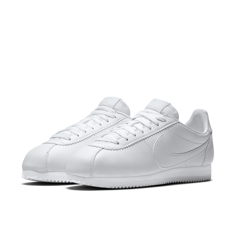 Nike Sportswear Cortez White Pack - Stone Forest