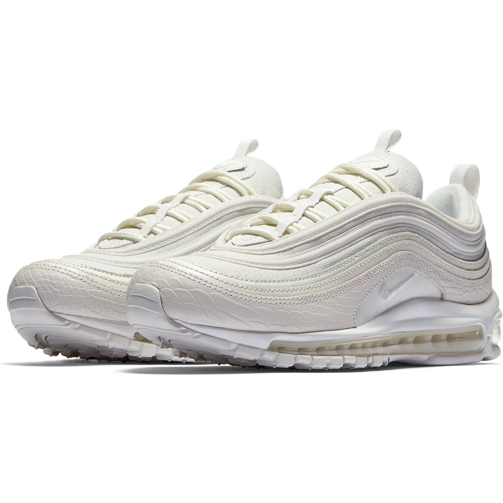 Nike Sportswear Air Max 97 White Pack - Stone Forest