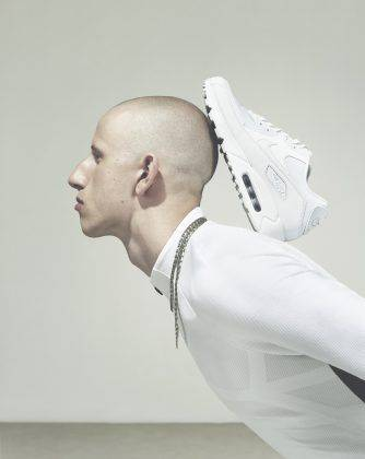 Nike Sportswear Air Max White Pack - Stone Forest