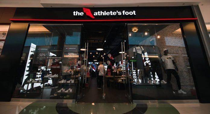 Сеть магазинов The Athlete's Foot - Stone Forest