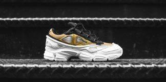 adidas Originals x Raf Simons Ozweego III - Stone Forest