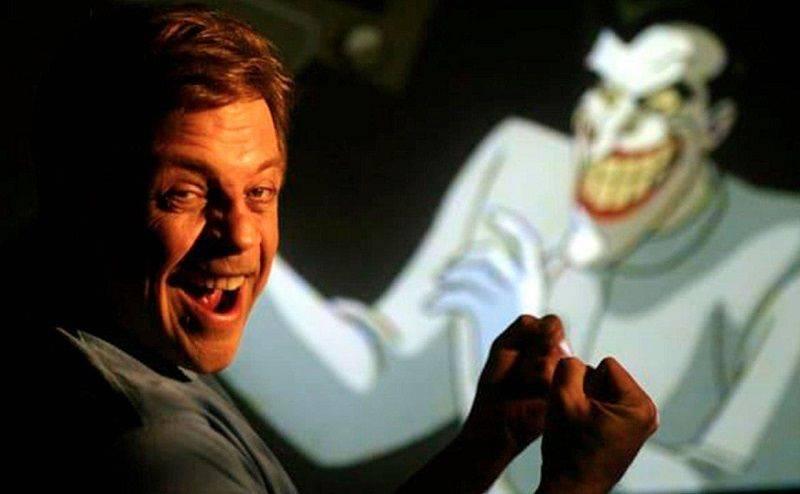 Марк Хэмилл в роли Джокера из DC Comics - Stone Forest