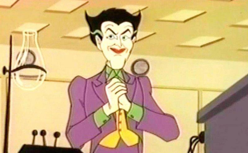 Мультсериал Джокера из DC Comics - Stone Forest
