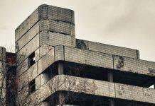 Заброшенная Ховринская больница - Stone Forest