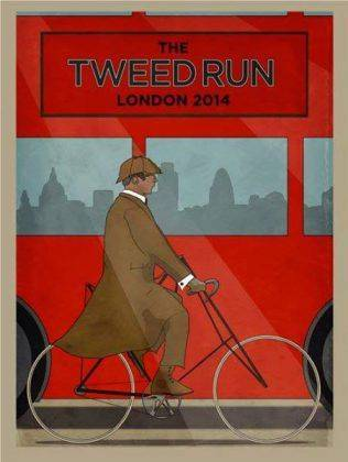 Tweed Run Cordings Clothing - Stone Forest