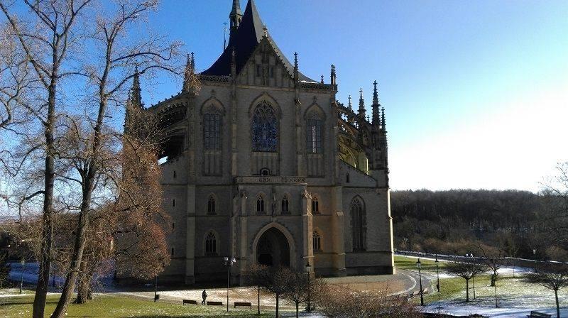 Собор Святой Варвары - Stone Forest