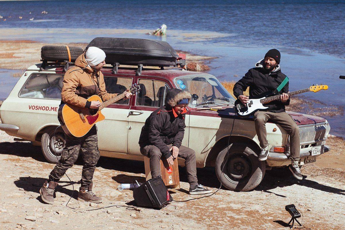 Группа Экспедиция Восход - Stone Forest