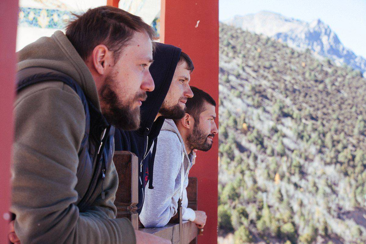 Музыкальная группа Экспедиция Восход - Stone Forest