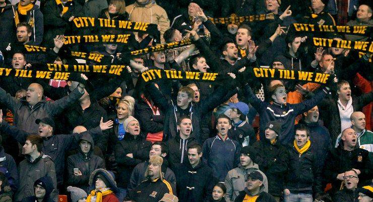 Hull City Till I die - Stone Forest