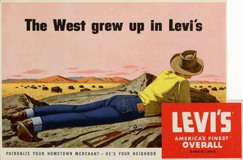 Реклама Леви Страусс - Stone Forest
