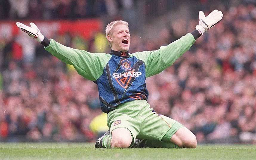 Петер Шмейхель из Манчестер Юнайтед 1992 года - Stone Forest