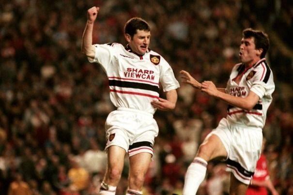 Денис Ирвин из Манчестер Юнайтед 1992 года - Stone Forest