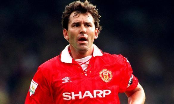 Брайан Робсон из Манчестер Юнайтед 1992 года - Stone Forest