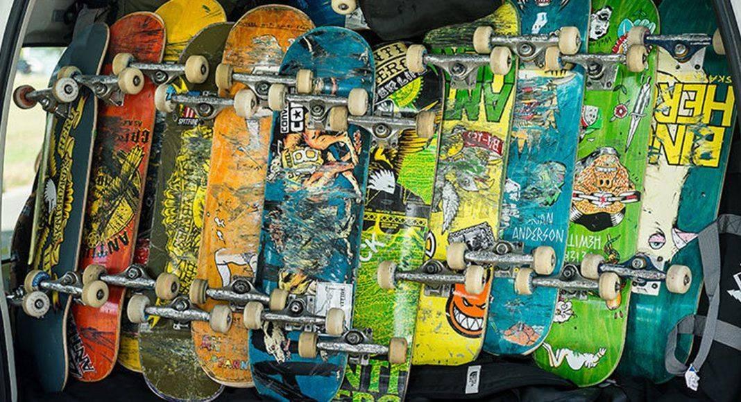 Каким стал скейтбординг - Stone Forest