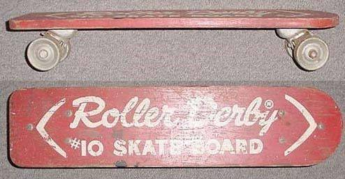 Roller Derby Skateboarding - Stone Forest