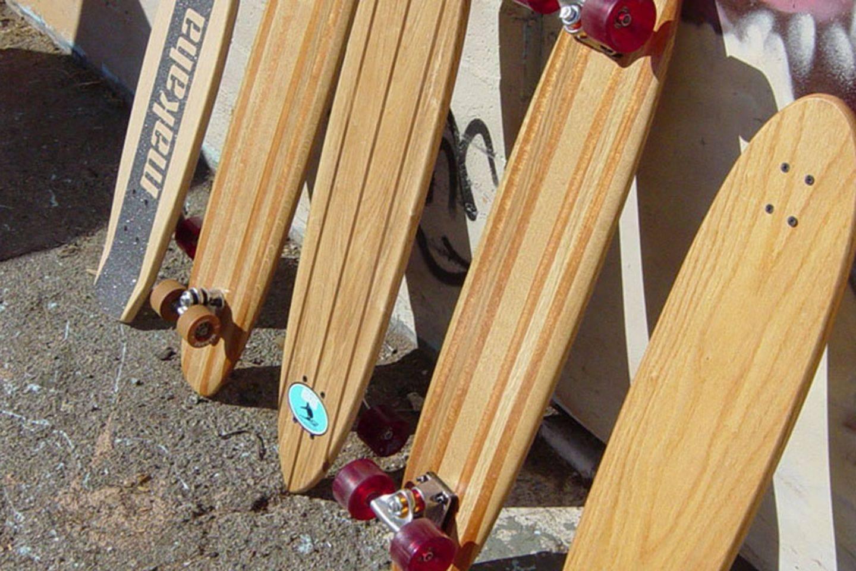 Makaha Skateboarding - Stone Forest