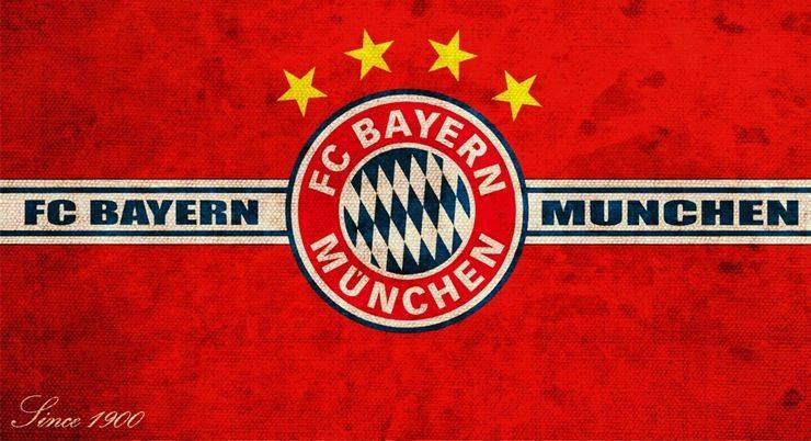 Логотип Баварии со звездами - Stone Forest