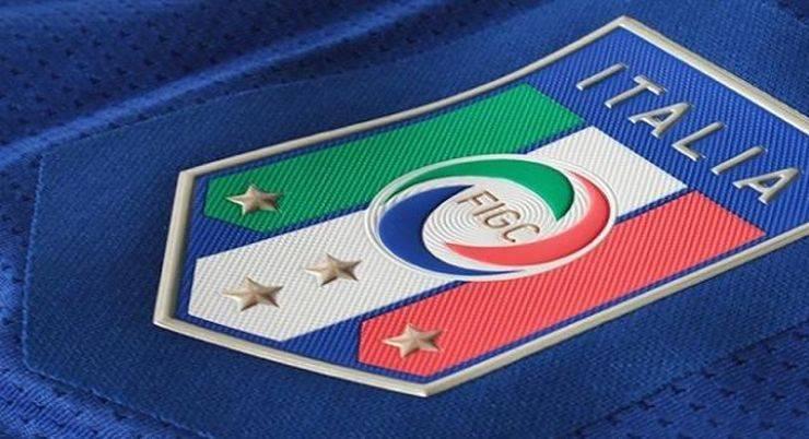 Логотип сборной Италии со звездами - Stone Forest