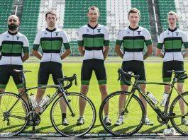 Новая форма велосипедной команды Торпедо Москва - Stone Forest