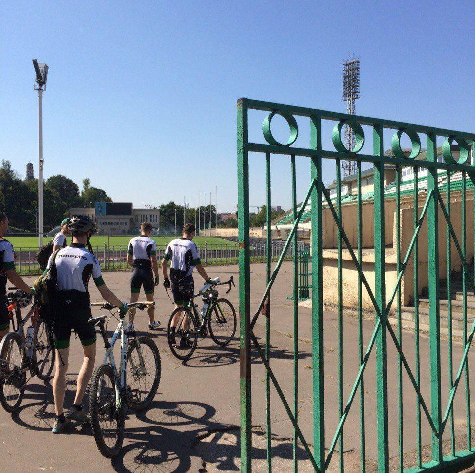 Новая форма велосипедной команды Torpedo Cycling Team - Stone Forest