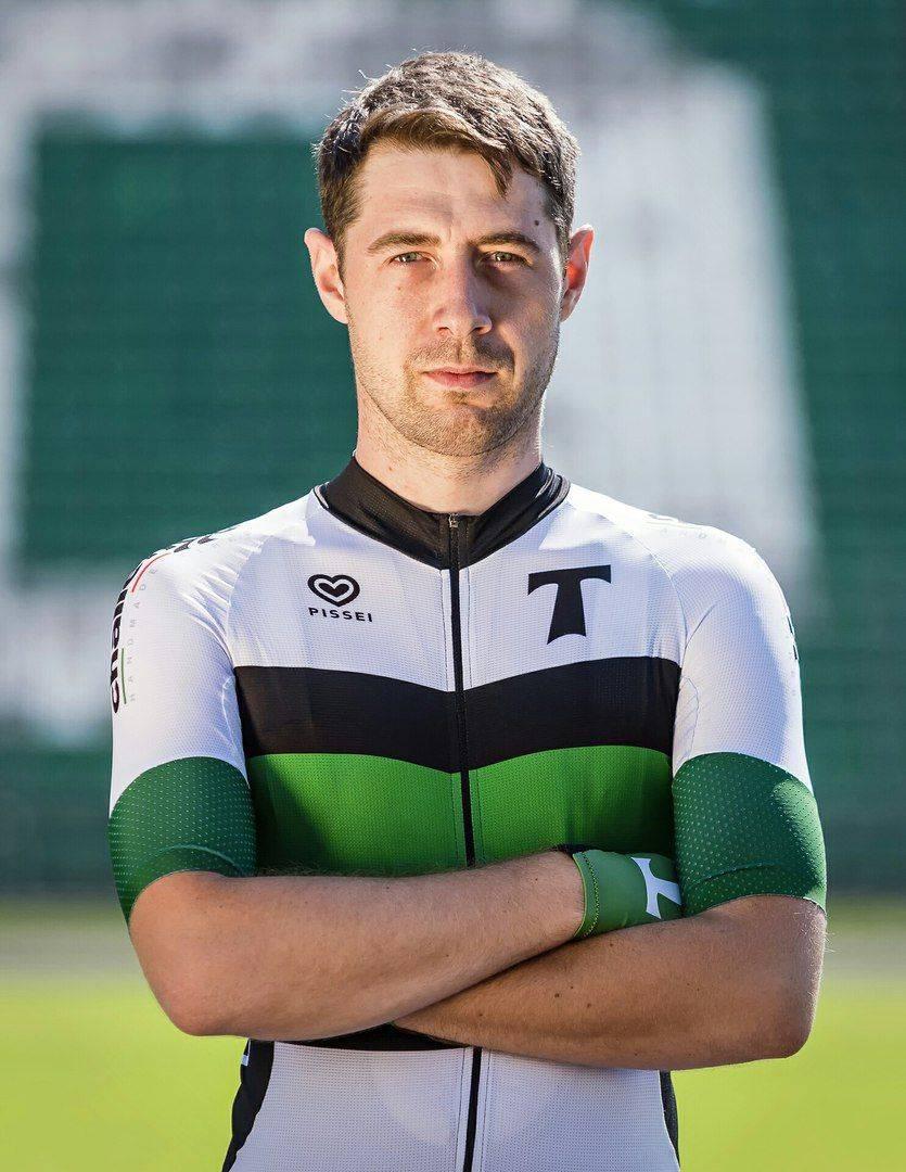 Капитан велосипедной команды Торпедо Москва - Stone Forest