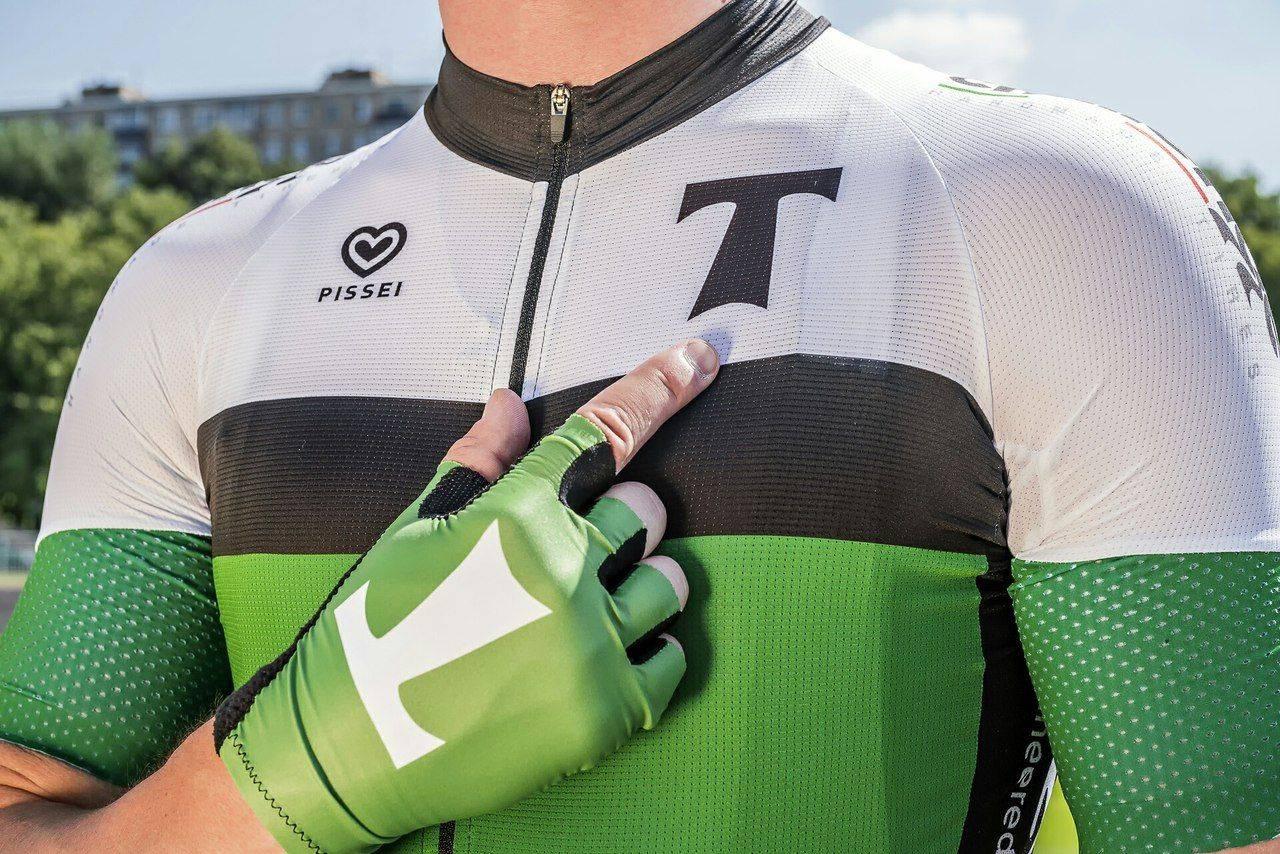 Командная форма велосипедной команды Торпедо Москва - Stone Forest