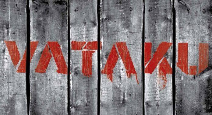 Логотип Vataku Jeans - Stone Forest