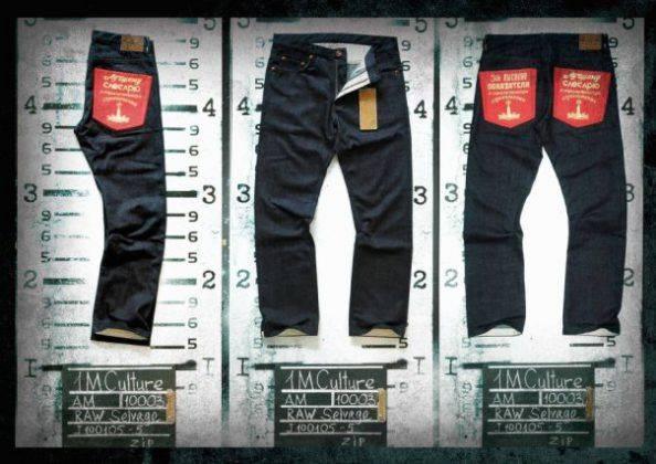 Основные модели джинсов Vataku Jeans - Stone Forest