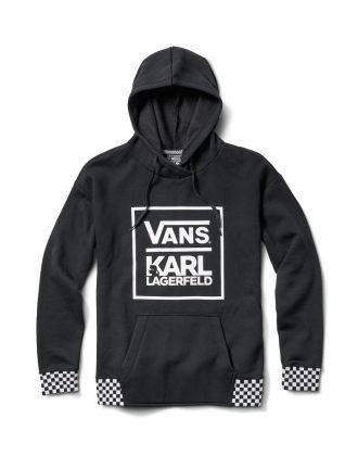 Толстовка Vans x Karl Lagerfeld - Stone Forest