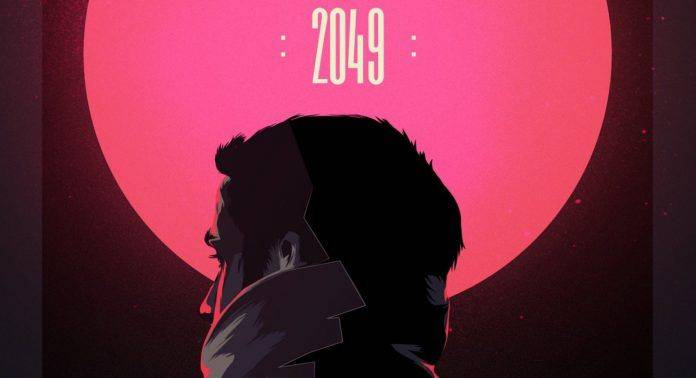 Постер Бегущий по лезвию 2049 - Stone Forest