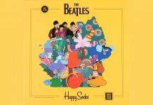 Happy Socks x The Beatles - Stone Forest