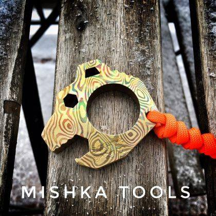 EDC Moshka Tools Мишка - Stone Forest