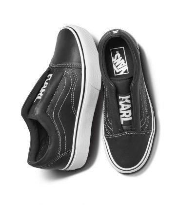 Обувь Vans x Karl Lagerfeld - Stone Forest