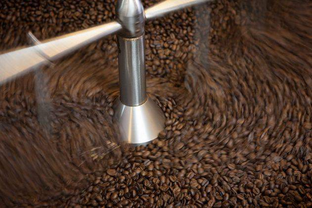 Дробление кофе Texas Brand Coffee - Stone Forest