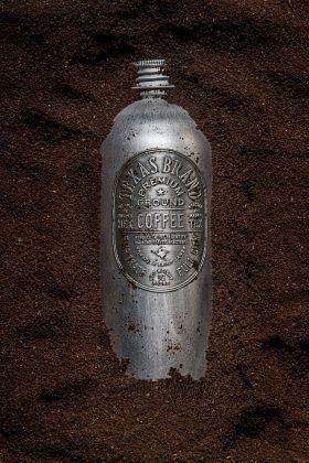 Бутылка кофе Texas Brand Coffee - Stone Forest