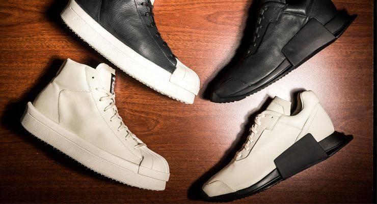 Кроссовки adidas by Rick Owens Mastodon Pro Model II - Stone Forest