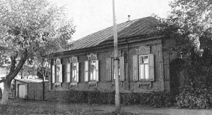 Дом Альбанова Валериана Ивановича в Уфе - Stone Forest