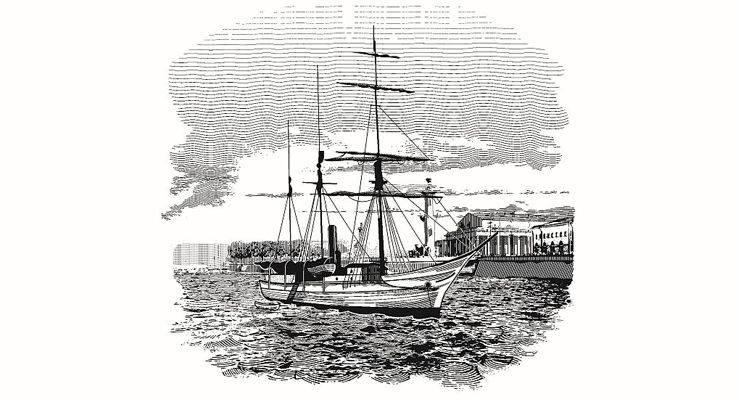 Корабль Святая Анна - Stone Forest