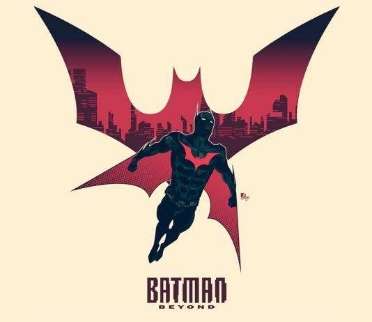 Мультсериал Batman Beyond - Stone Forest