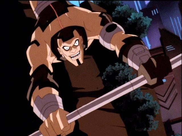 Сталкер Batman Beyond - Stone Forest
