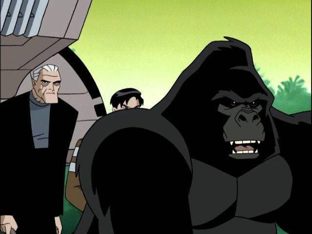 Горилла Фингерс Batman Beyond - Stone Forest